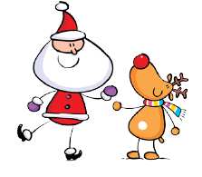 santa-and-rudolf